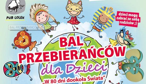 W Lolku bal przebierańców dla dzieci.