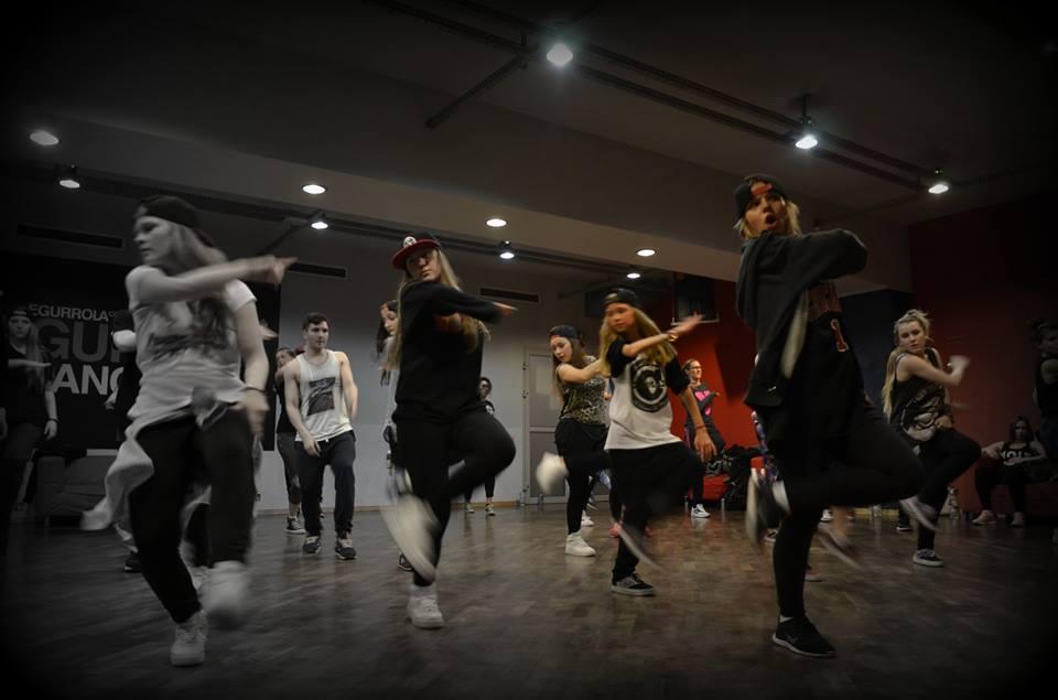 Egurrola Dance Studio - taniec kluczem do zdrowia i sukcesu w życiu