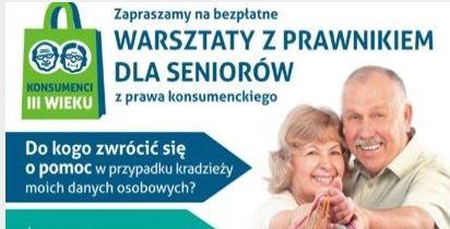 Warsztaty z prawa konsumenckiego dla seniorów