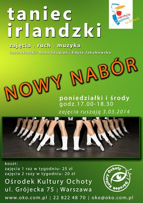 OKO: Taniec Nowoczesny