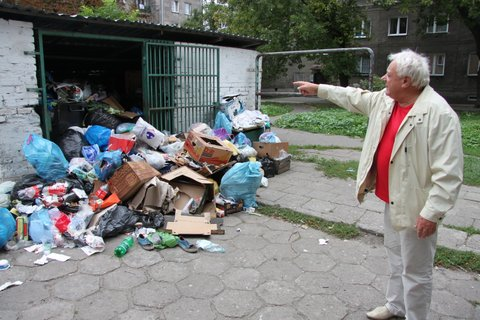 Rokosowska 1 -Czy ten koszmar się kiedyś skończy?