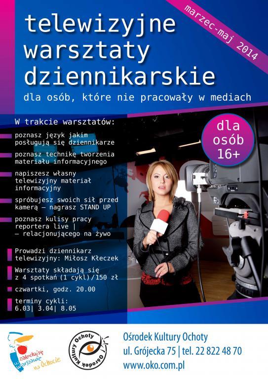OKO: Telewizyjne Warsztaty Dziennikarskie