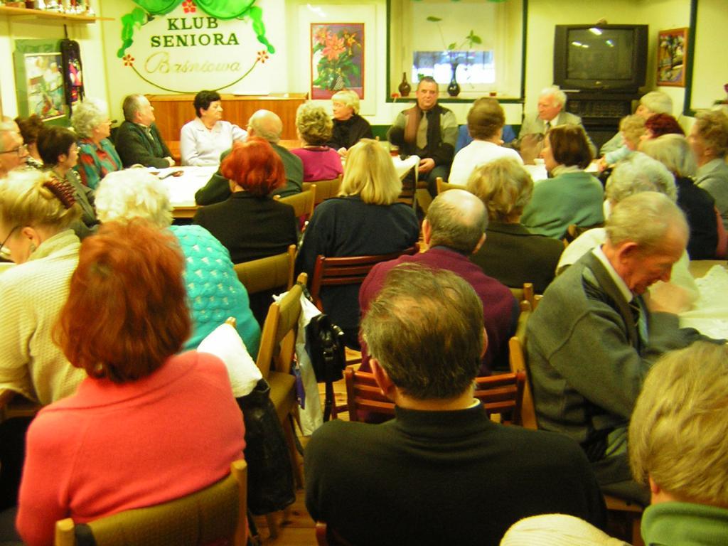 Ochocka Rada Seniorów – nabór