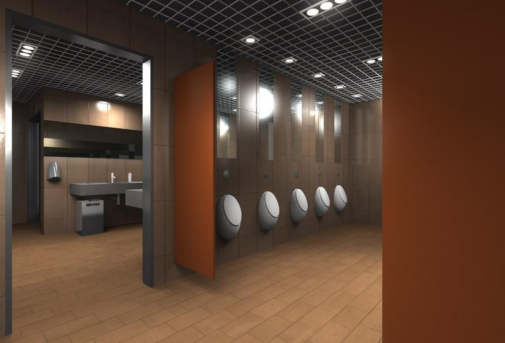 Sieć toalet publicznych