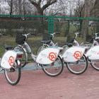 Sieć stojaków rowerowych Veturilo w całej dzielnicy