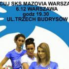 KS Mazovia Warszawa kontra ŁKS II Łódź