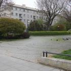 Brama do parku Marii Curie Skłodowskiej