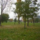 Park Zachodni i Park Szczęśliwicki.