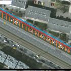 Utworzenie chodnika i poszerzenie parkingu (Grójecka 128)