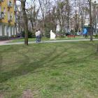 Zamiana chodnika na zatoki parkingowe przy ulicy Białobrzeskiej 1;3;5;7;9;11