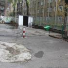 Projekt i rewitalizacja podwórka - Grójecka 31A/33