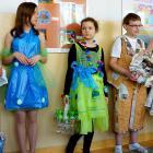 Najciekawszy strój ekologiczny